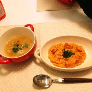 リゾット|100.料理上達のコツ|料理が苦手な私がインスタグラムのおかげで料理好きになれた話