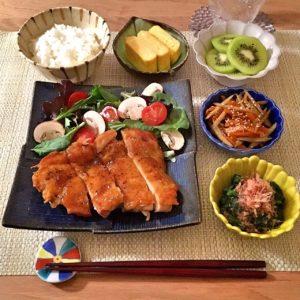 鶏の照り焼き|105.料理下手でも作れる!簡単で美味しい夕食レシピ5選