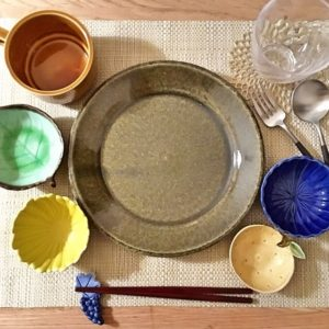 うつわ|126.晩ごはんレシピ【30分】ペペロンチーノ、きゅうりとささみのサラダ