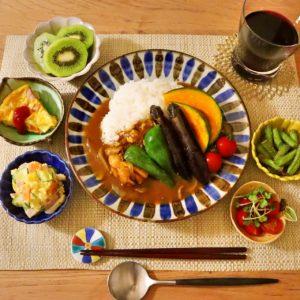 夏野菜カレー|146.夏バテ防止レシピ5選