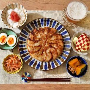 餃子の完成|176.餃子を美味しくパリパリに焼くコツ