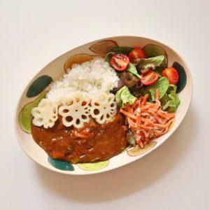 盛り付け|173.レシピ:【10分】人参とツナのマヨサラダ