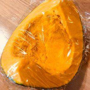 かぼちゃをレンチン164.晩ごはんレシピ:【30分】かぼちゃコロッケ、豚汁